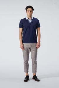 2IN1 Polo Tee
