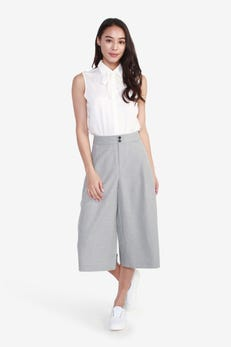Coolmax Crosshatch Culottes