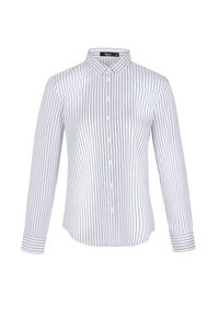 Coolmax Striped Shirt with Turned Cuff