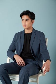 Regular Fit Solotex + Minotech Suit Blazer