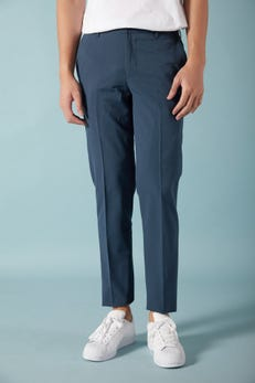 Slim Fit Solotex + Minotech Suit Pants