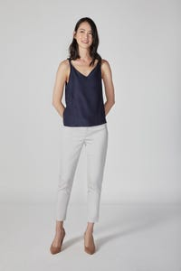 Twist Camisole Blouse