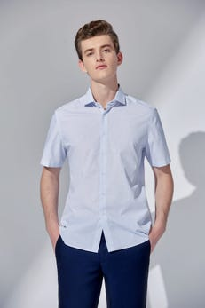 Smart Fit CVC Easy to Iron Checked Shirt