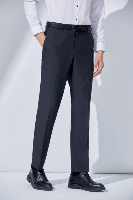 Smart Fit Easy Care + Anti Static Front Pants