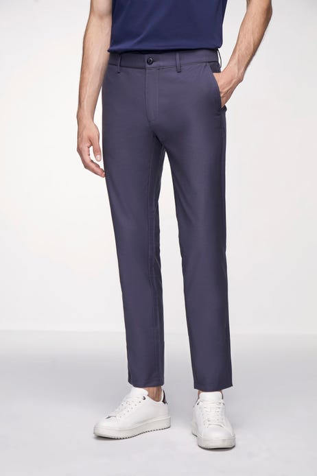 Extra Slim Fit Flat Front Pants