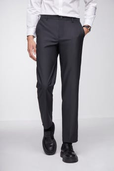 Smart Fit Mechanical Stretch Polyester Twill Pants
